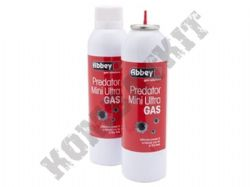Abbey Predator Mini Ultra Gas 270ml Refill for Gas Powered Airsoft BB Guns